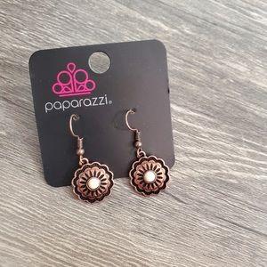 🌵3 for $15 Paparazzi copper earrings